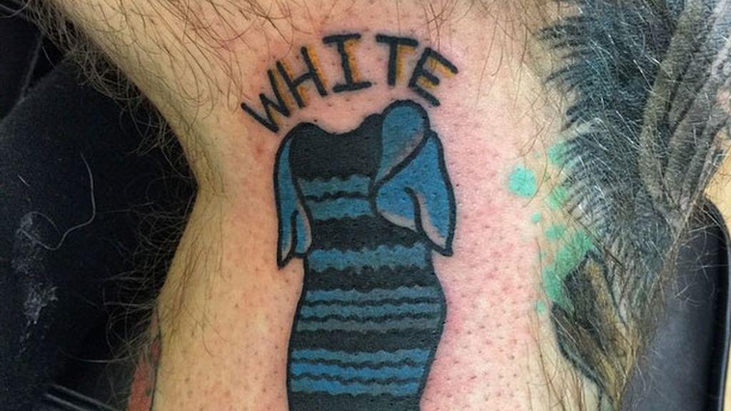 Tatuaje vestido