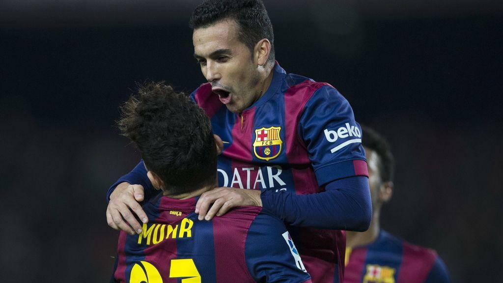 El Barça aplasta al Huesca