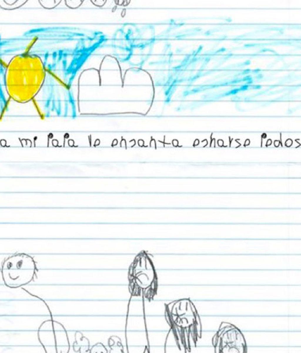 Los sonrojantes mensajes de unos niños cuando dicen la verdad