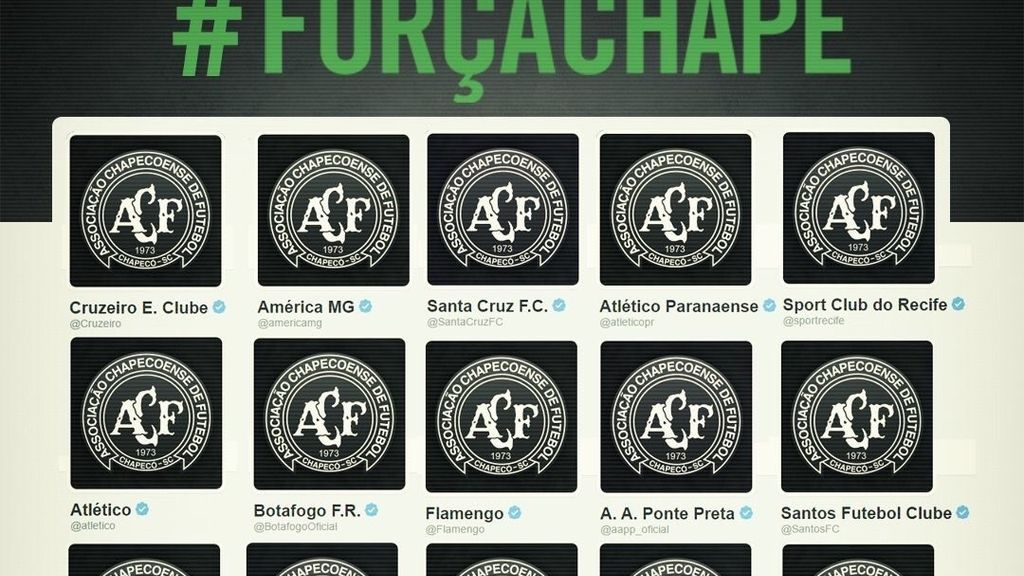 Accidente Chapecoense, Colombia