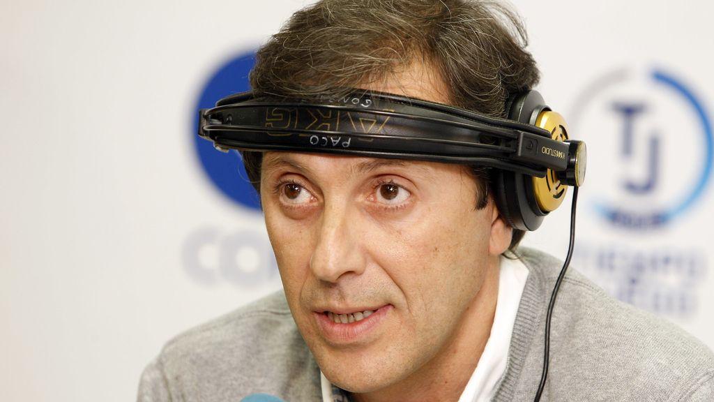 Paco González, vuelve a la radio