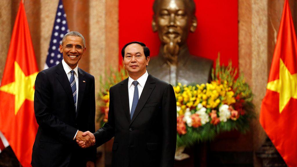 Obama visita Vietnam