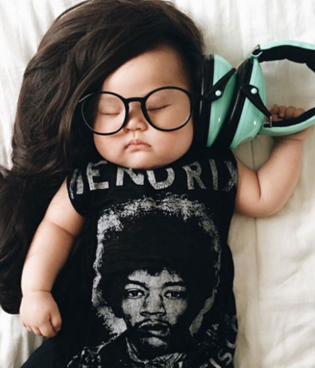 Fotografía a su hija disfrazada de populares personajes