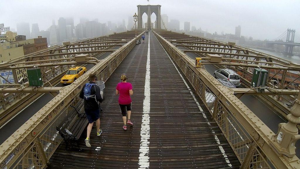 runner, Nueva York,
