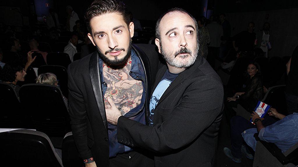 Jau Fornés y Carlos Areces