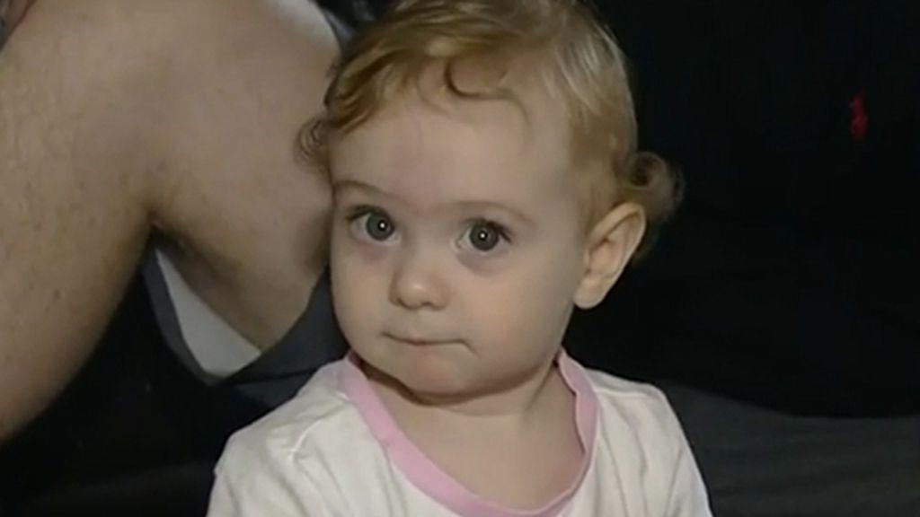 La aplicación de iPhone Siri  salva la vida a un bebé