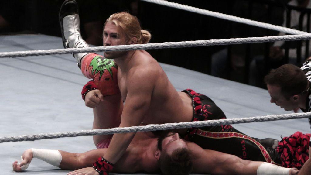 WWE cumple en México con 5 fechas de luchas estelares lo que resta de 2016