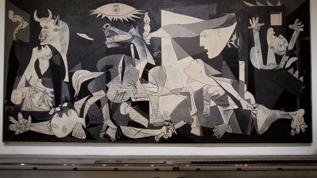 La llegada del 'Guernica' a España cumple 35 años