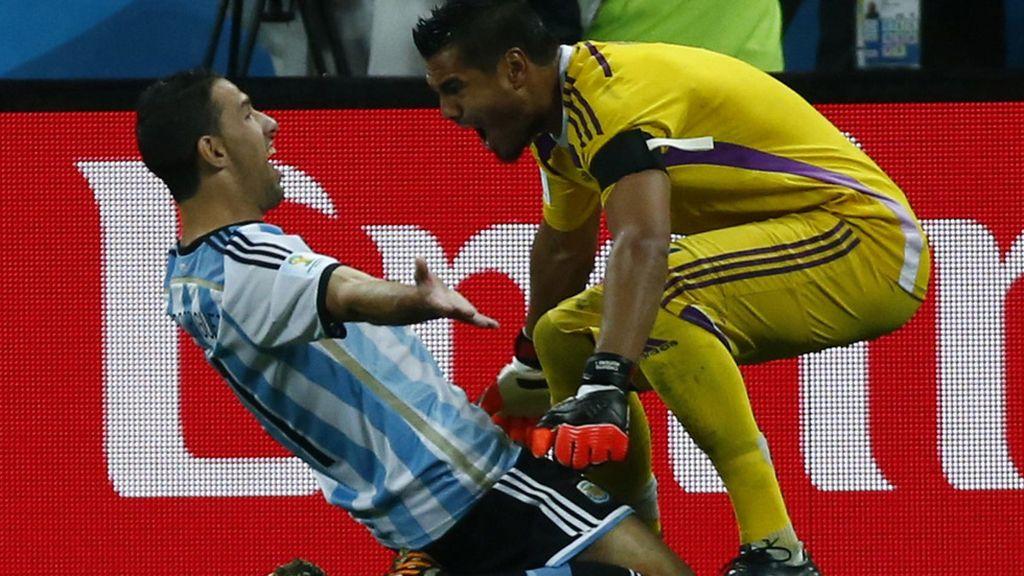 Con el gol de Maxi, Argentina se metía en una final 24 años después