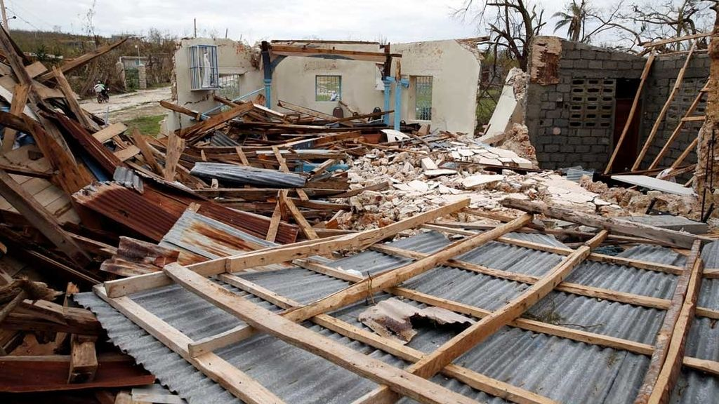 Golpea con violencia Haití, República Dominicana, Bahamas y EEUU