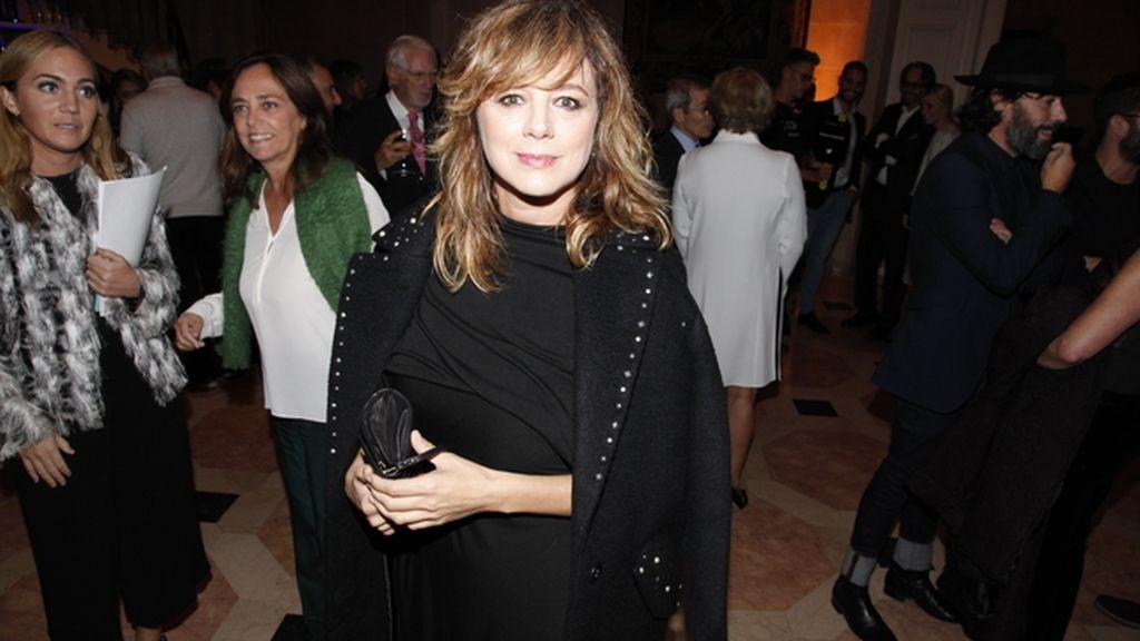 Emma Suárez recibió el premio Icon de cine