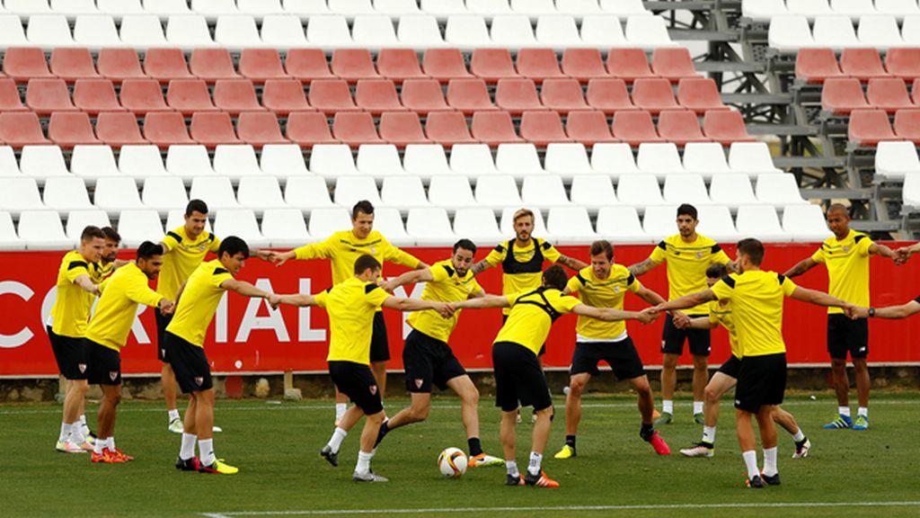 El Sevilla se cita con la historia