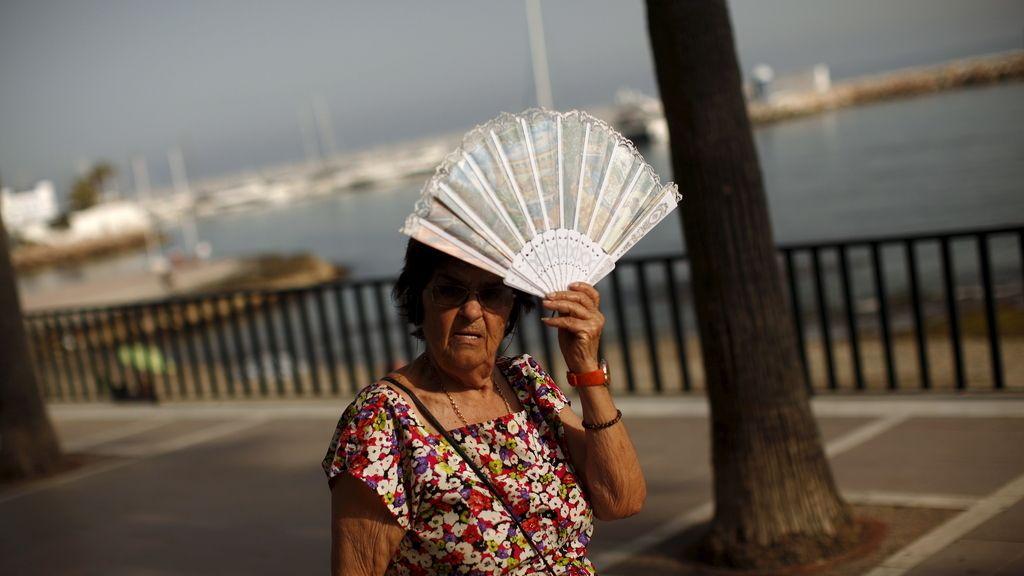 Temperaturas de hasta 41 ºC en 20 provincias españolas