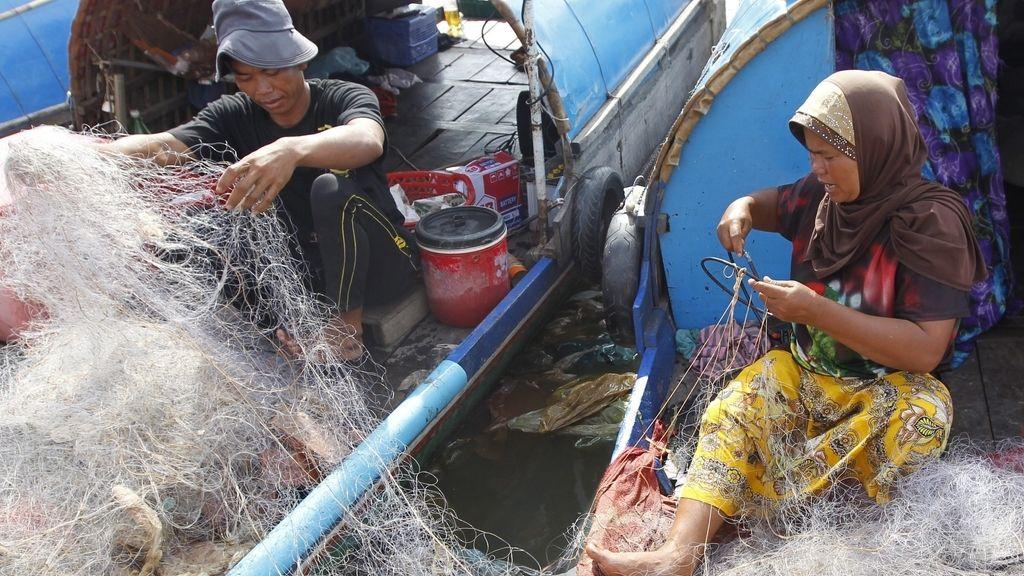 El gobierno camboyano clausura la temporada de pesca comercial