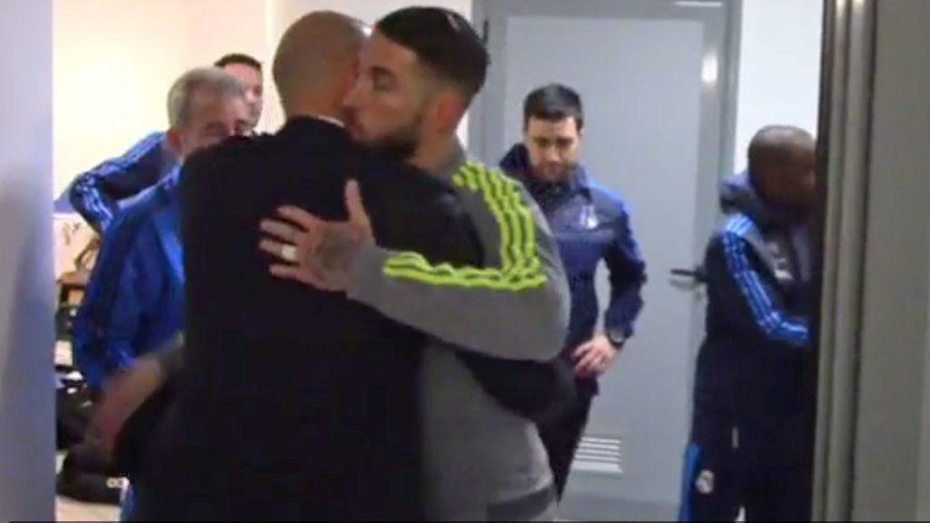 Cristiano Ronaldo, Real Madrid, Zidane