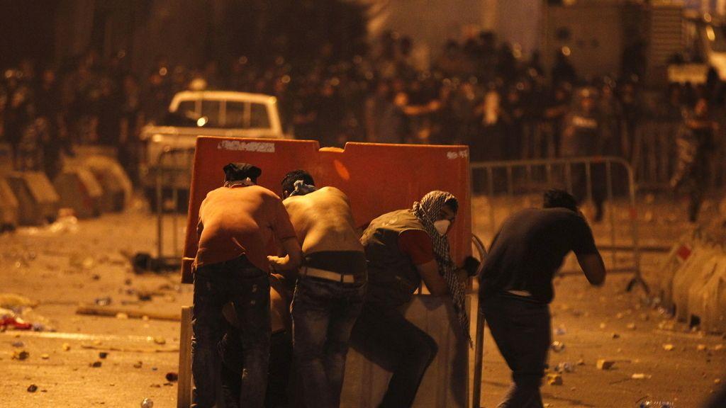 Aplazadas las protestas en Beirut tras la muerte de uno de los manifestantes heridos