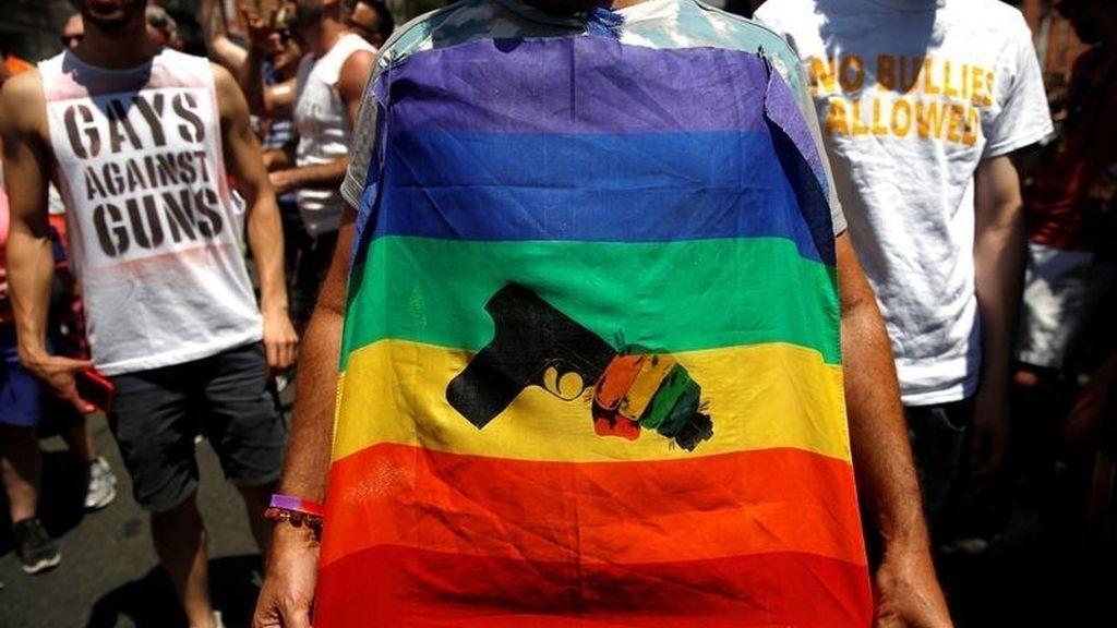 Nueva York celebra el desfile del Orgullo Gay