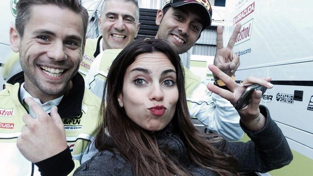 Melissa Jimenez, MotoGP, Alvaro Bautista