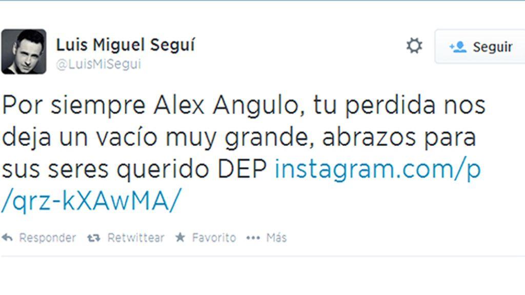 El mundo cinematográfico dice adiós al actor Álex Angulo