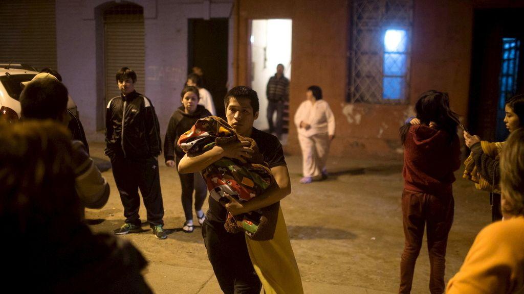 Un terremoto de 8,4 sacude Chile
