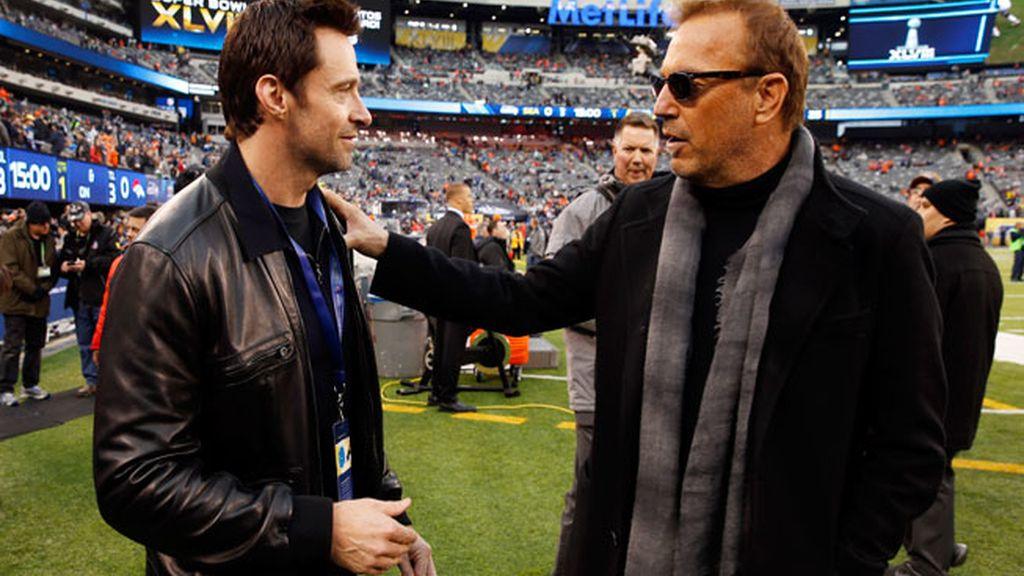 Hugh Jackman y Kevin Costner