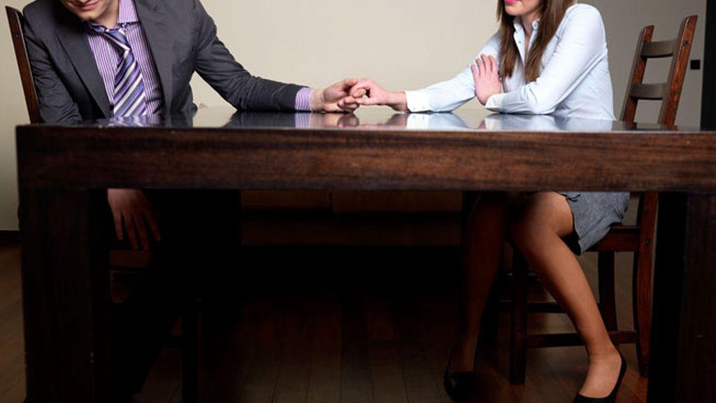 El trabajo es el lugar más habitual para cometer una infidelidad