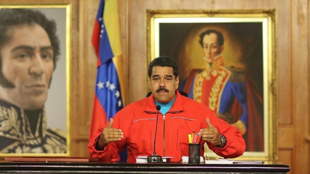 """Maduro reconoce la derrota del PSUV y acepta los """"resultados adversos"""""""