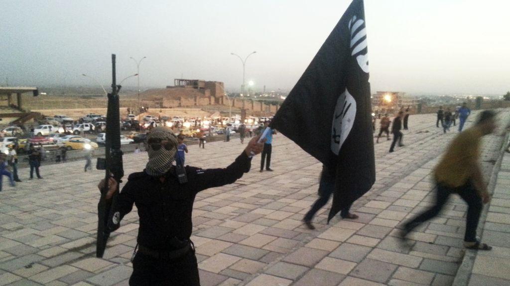 El ISIS avanza posiciones en Irak