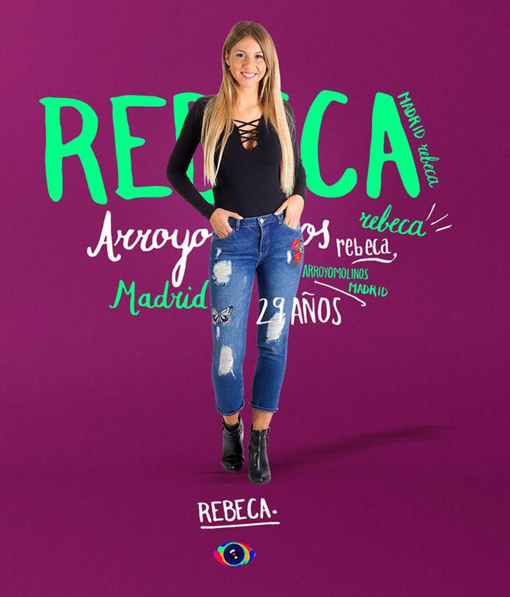Rebeca, 29 años (Madrid)