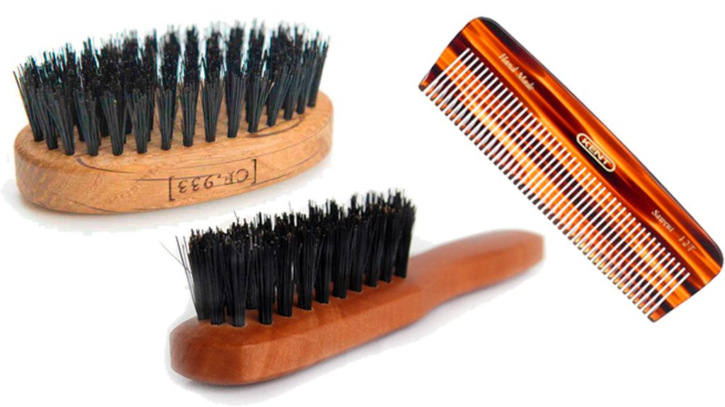 ¿Qué es mejor, peinar o cepillar?
