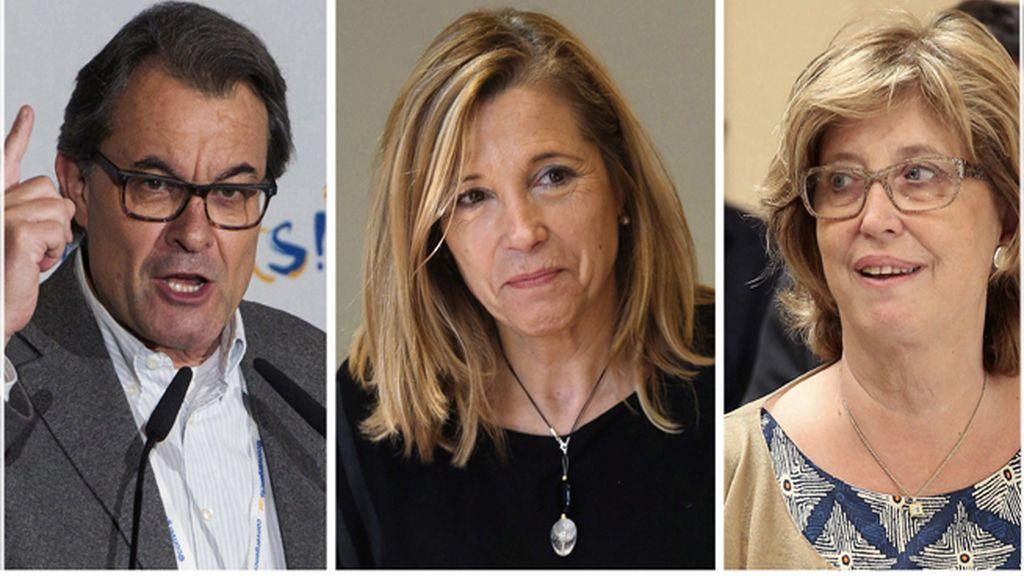 """Mas acusa al Gobierno de querer convertir en """"aquelarre"""" un 9N democrático y cívico"""
