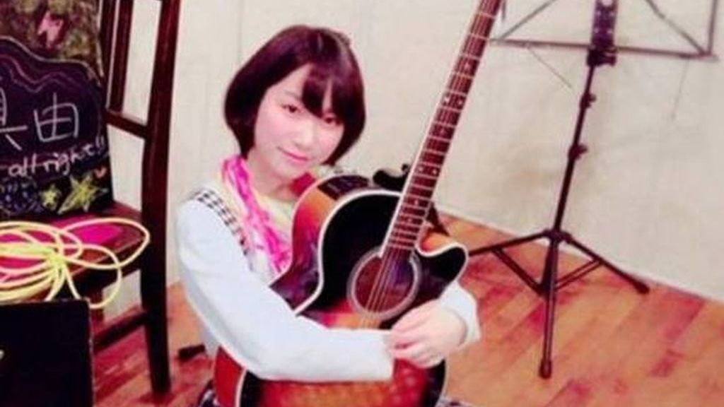 La cantante japonesa apuñalada