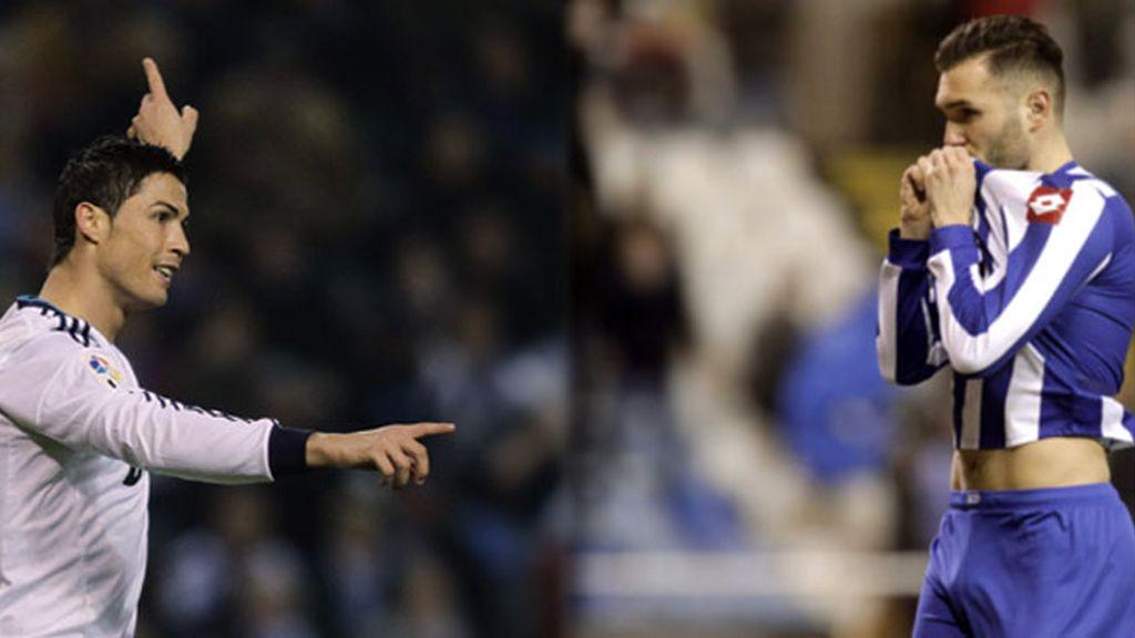 Plebiscito al 'tocado' líder en el Bernabéu
