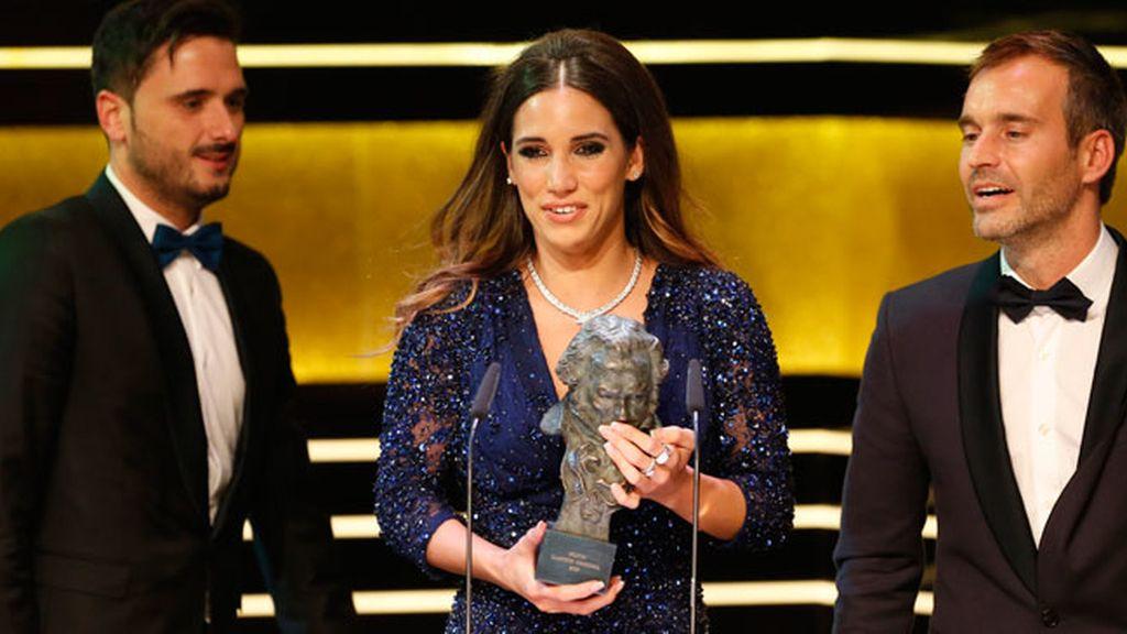 'Niño sin miedo' de David Santisteban, India Martínez y Riki Rivera, Goya a Mejor canción original por 'El niño'