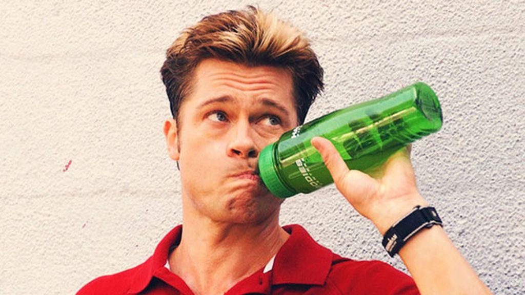 "8.- Entrenador Personal (Brad Pitt ""Quemar después de leer"")"