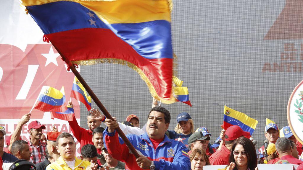 Maduro anuncia medidas contra EEUU y la detención de estadounidenses por espionaje