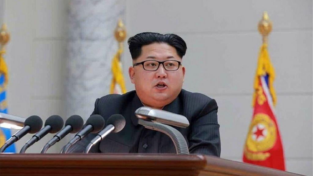 Kim Jong Un asegura que el ensayo de su bomba de hidrógeno fue un acto de autodefensa