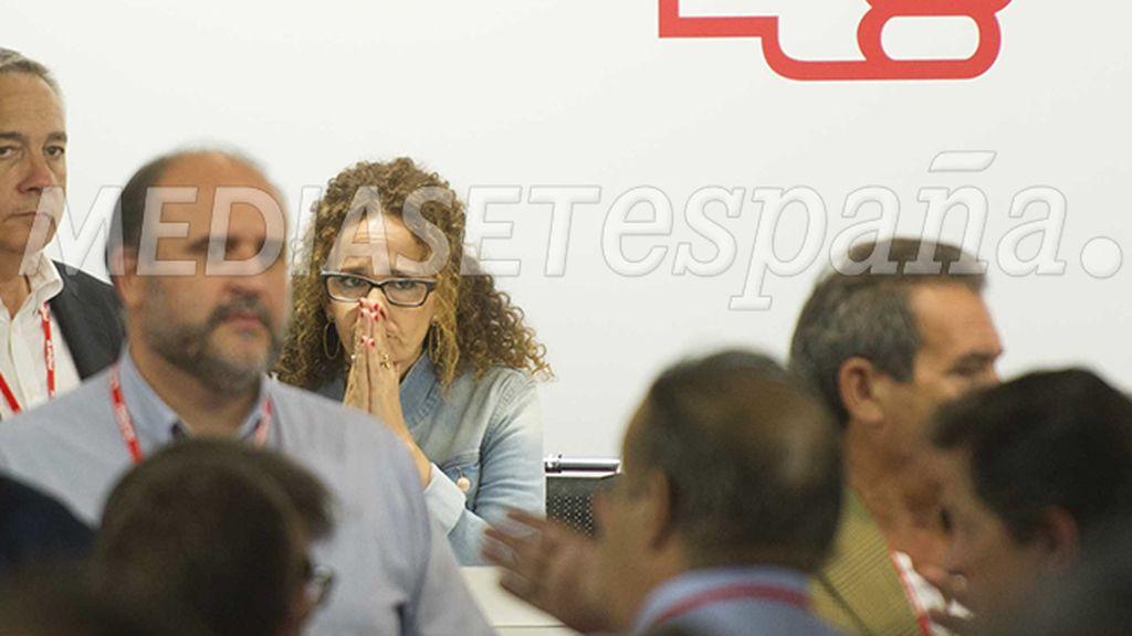 Pilar Lucio hace muestras de preocupación