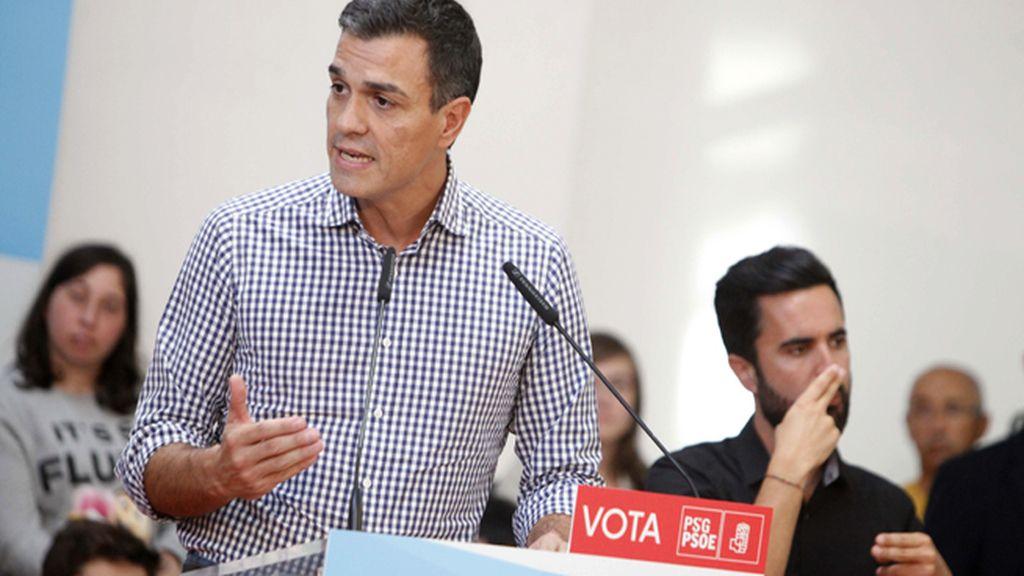Pedro Sánchez mantendrá ante el Comité Federal del PSOE el 'no' a Rajoy
