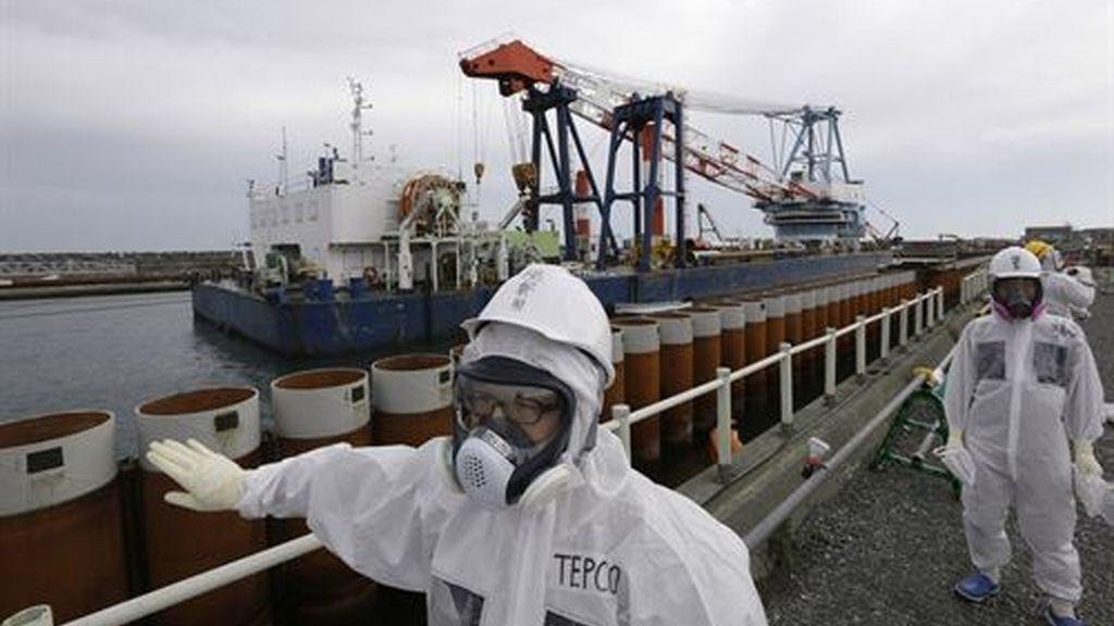 TEPCO reconoce que un vertido de agua radiactiva de 2013 es más grave de lo que anunció en un principio