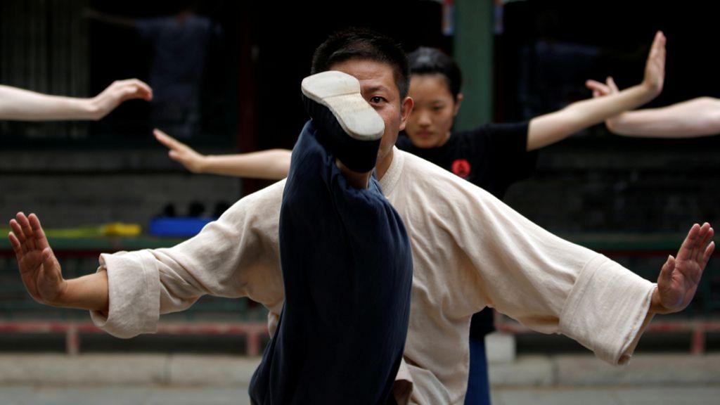 El arte del Kung Fu