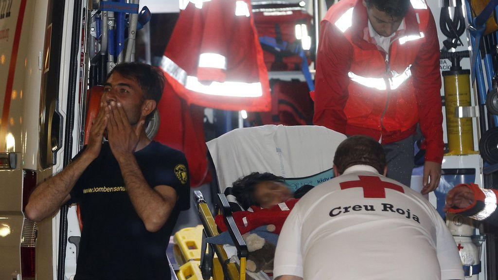 Osman ingresa en el hospital La Fe de Valencia