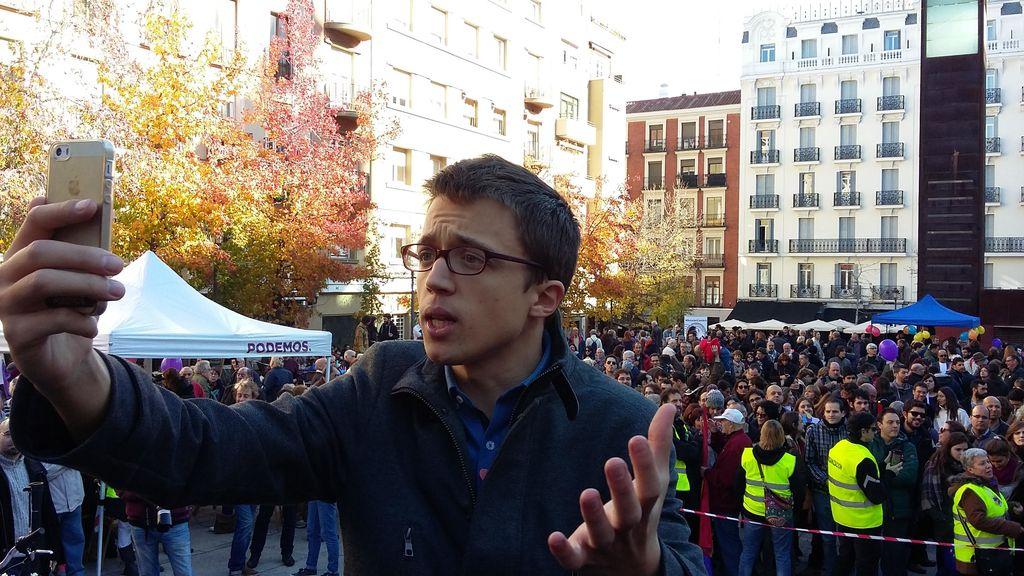 Diario de una caravana: Día 3, Madrid: \