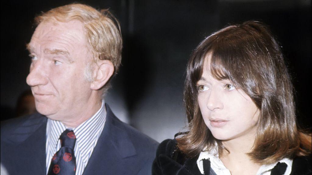 Fernando Fernán Gómen y Emma Cohen
