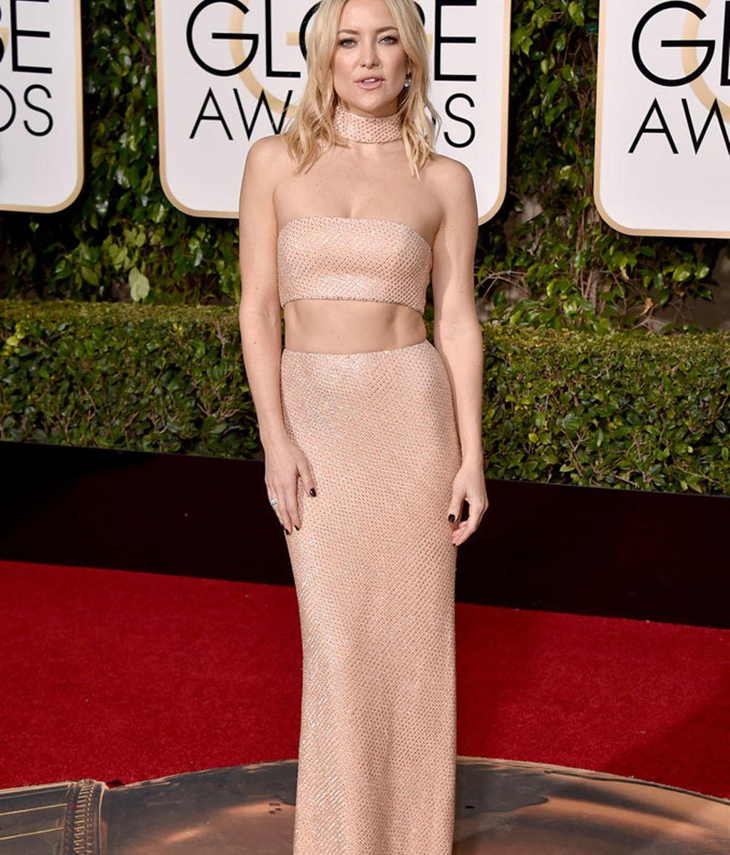 Kate Hudson con vestido de Michael Kors