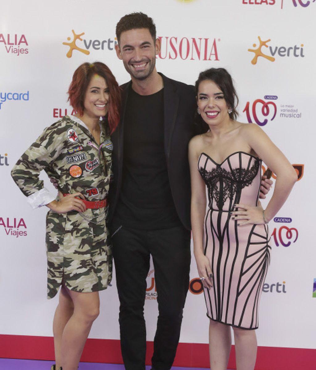 La alfombra rosa del concierto de Cadena 100 'Por ellas': Los looks de los famosos