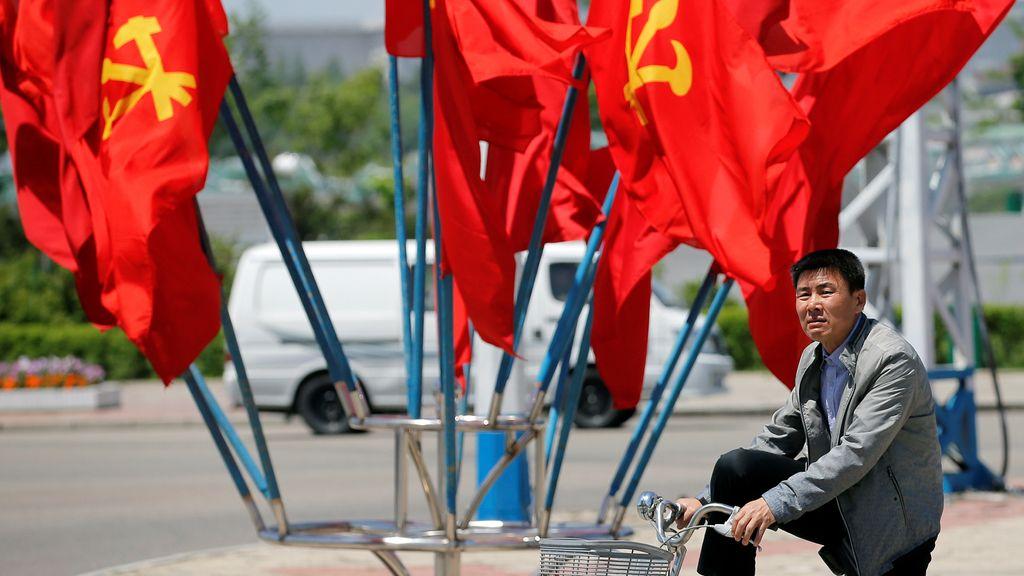 Los norcoreanos, obligados a hacer trabajos forzados para mostrar su lealtad