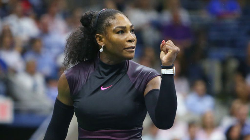 Serena Williams, tenista EEUU