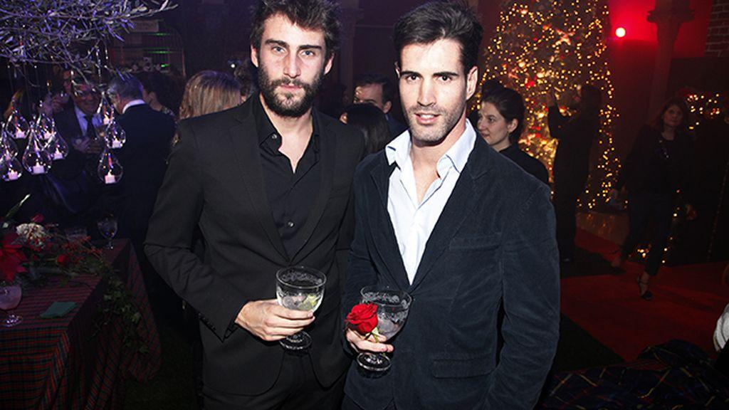 Fernando Guallar y Pedro Smith