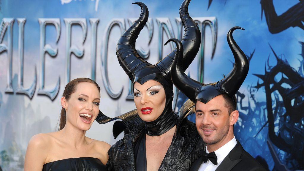 Angelina Jolie protagoniza 'Maléfica'